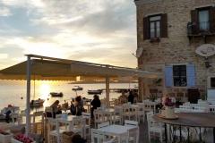Cafe in Foca